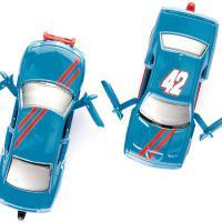 Siku 2565 - Gave Dodge raceset