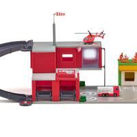 Complete brandweer speelset van Siku (5508)
